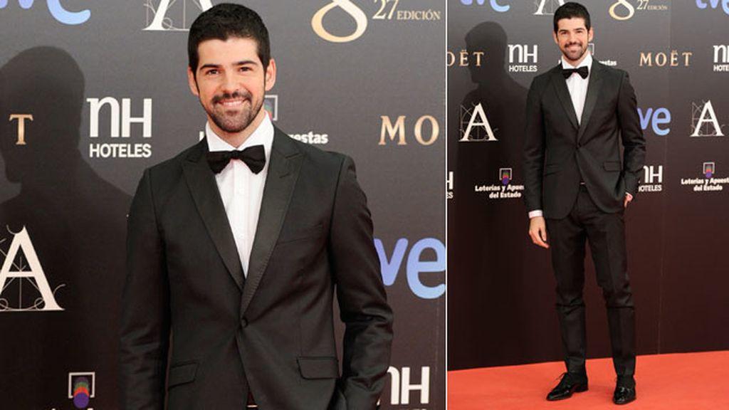 Miguel Ángel Muñoz, a la moda