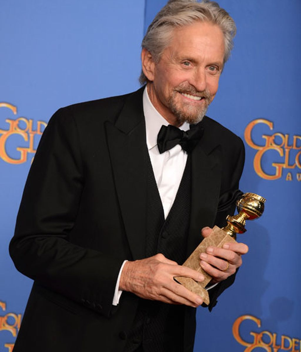 Michael Douglas, mejor actor de miniserie