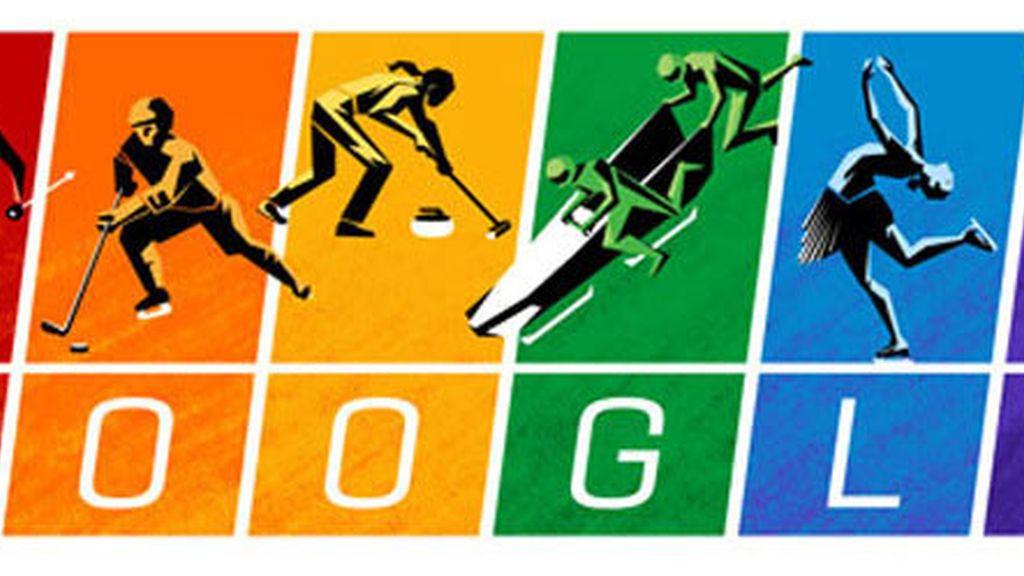 Doodle de Google por Sochi 2014