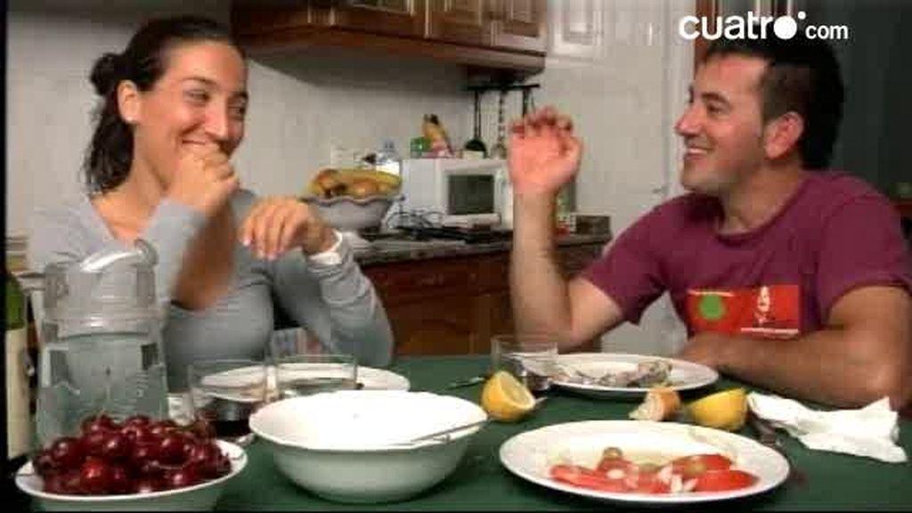 Alba se va a dormir…y Sergio aprovecha con Marta