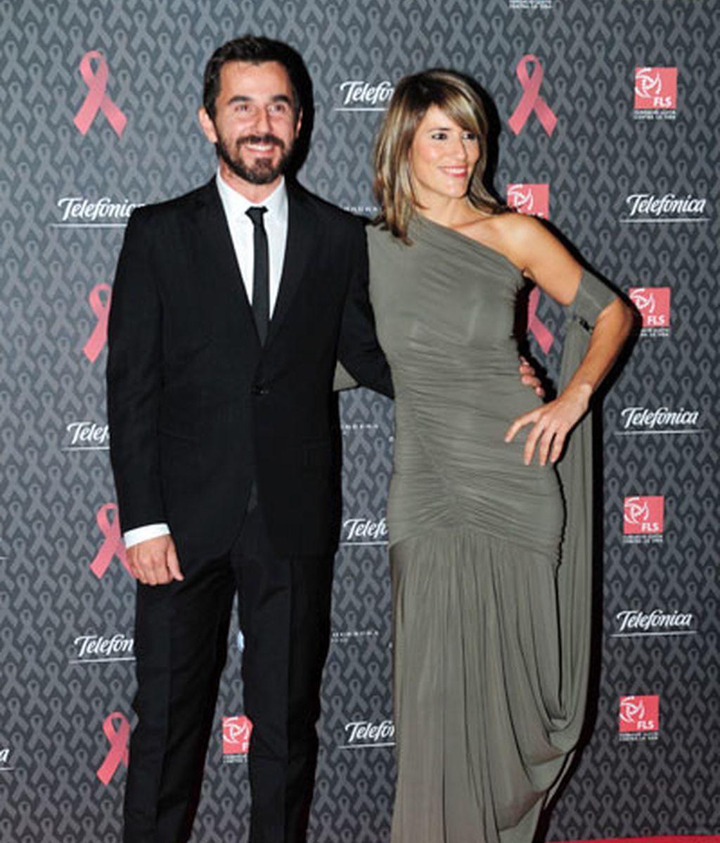 Bibiana, Loles y Rossy, juntas contra el sida
