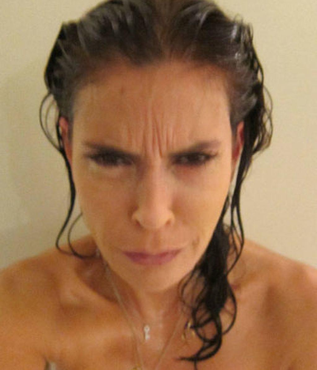 """Teri Hatcher demuestra que no es una mujer """"Botox"""""""