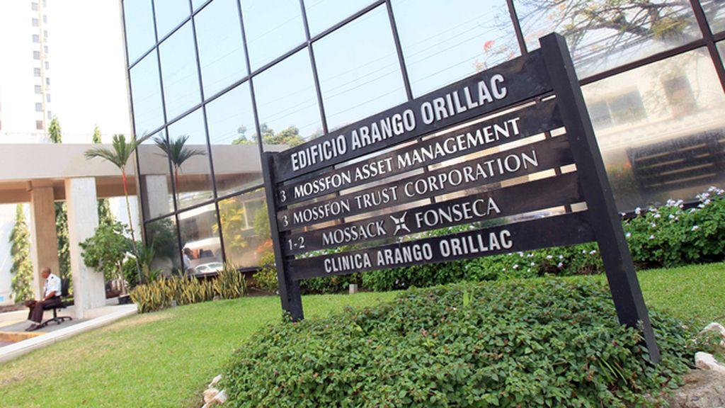 Despacho de abogados Mossack Fonseca en Panamá