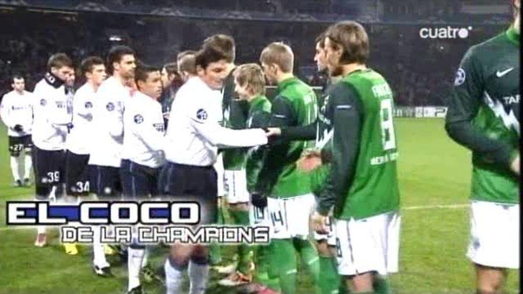 """El """"coco"""" de la Champions"""