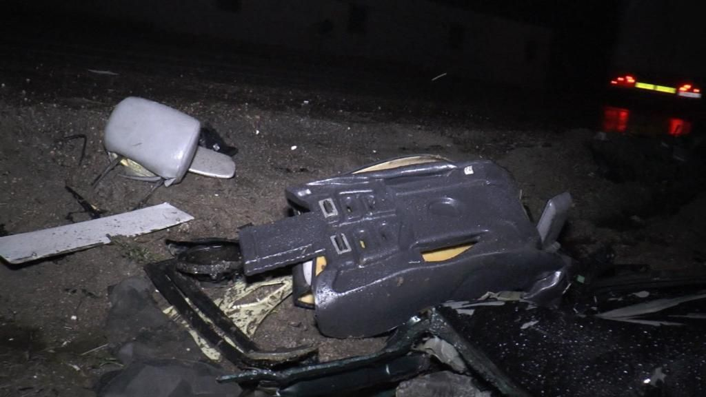 Cinco fallecidos tras la colisión entre un turismo y un camión en Cuenca