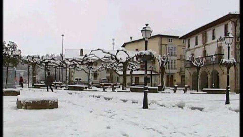 Fría y blanca Nochebuena