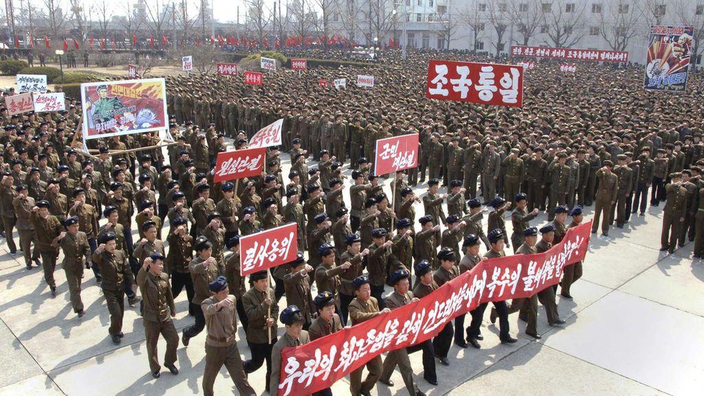 Corea del Norte podría estar preparando un  ataque inminente