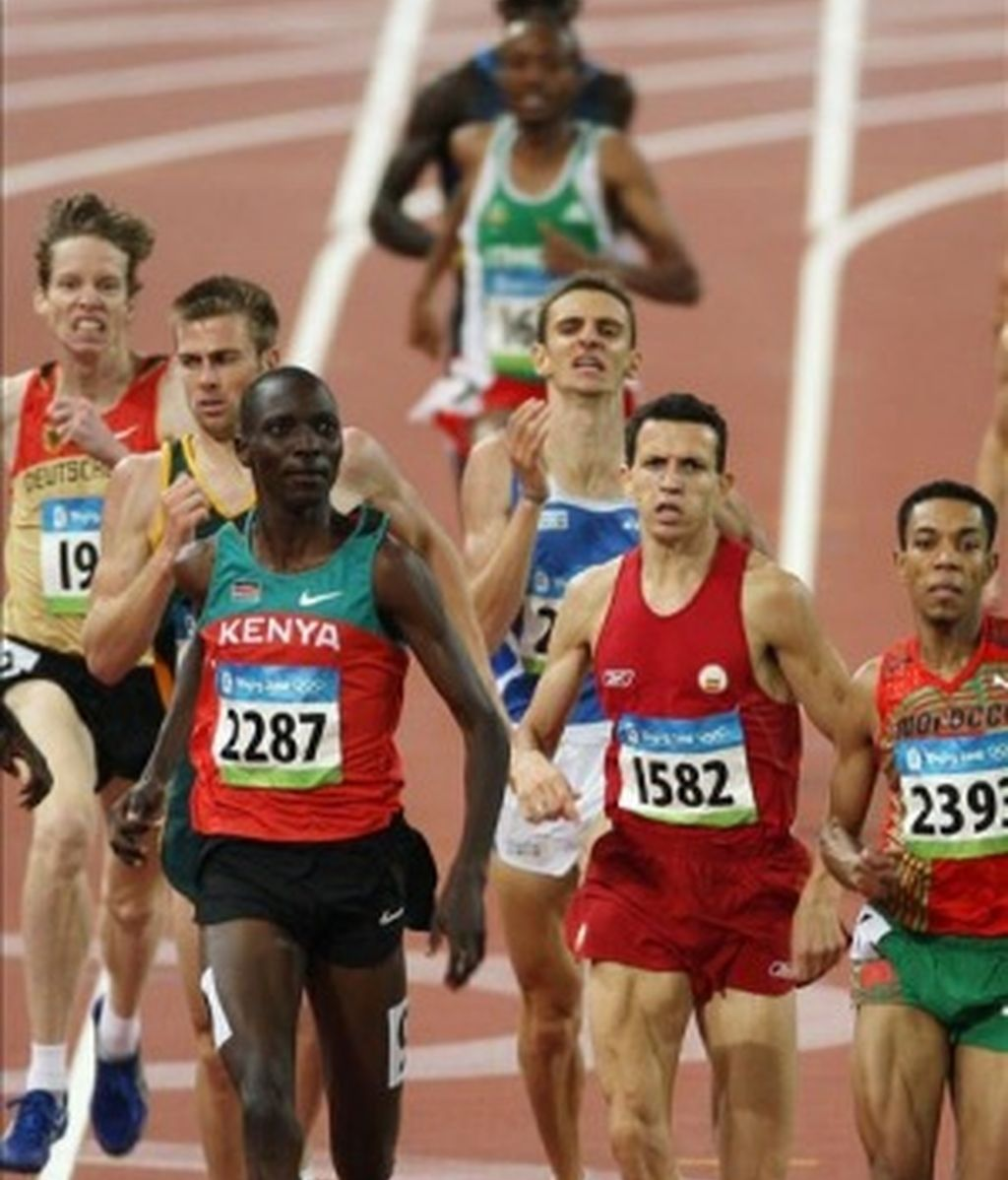 Higuero también se queda sin medalla