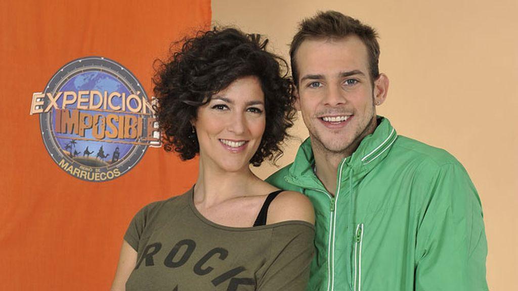Rocío y Álex (EQUIPO VERDE)