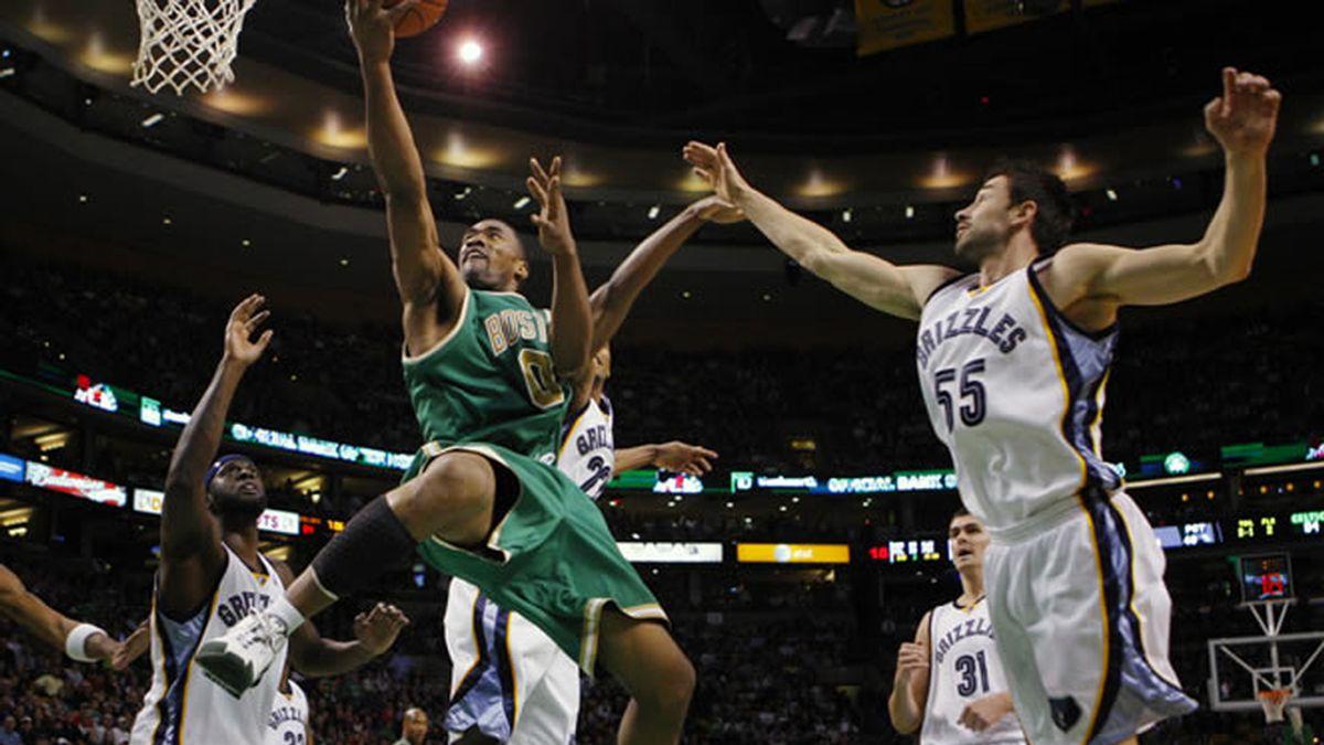 Memphis Grizzlies Vs Boston Celtics