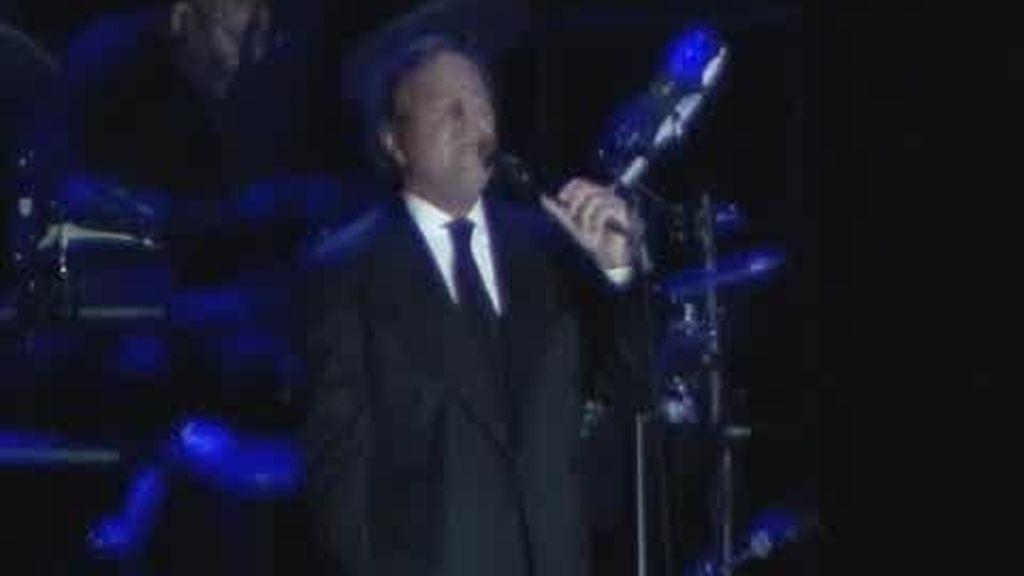 Julio Iglesias de gira por España