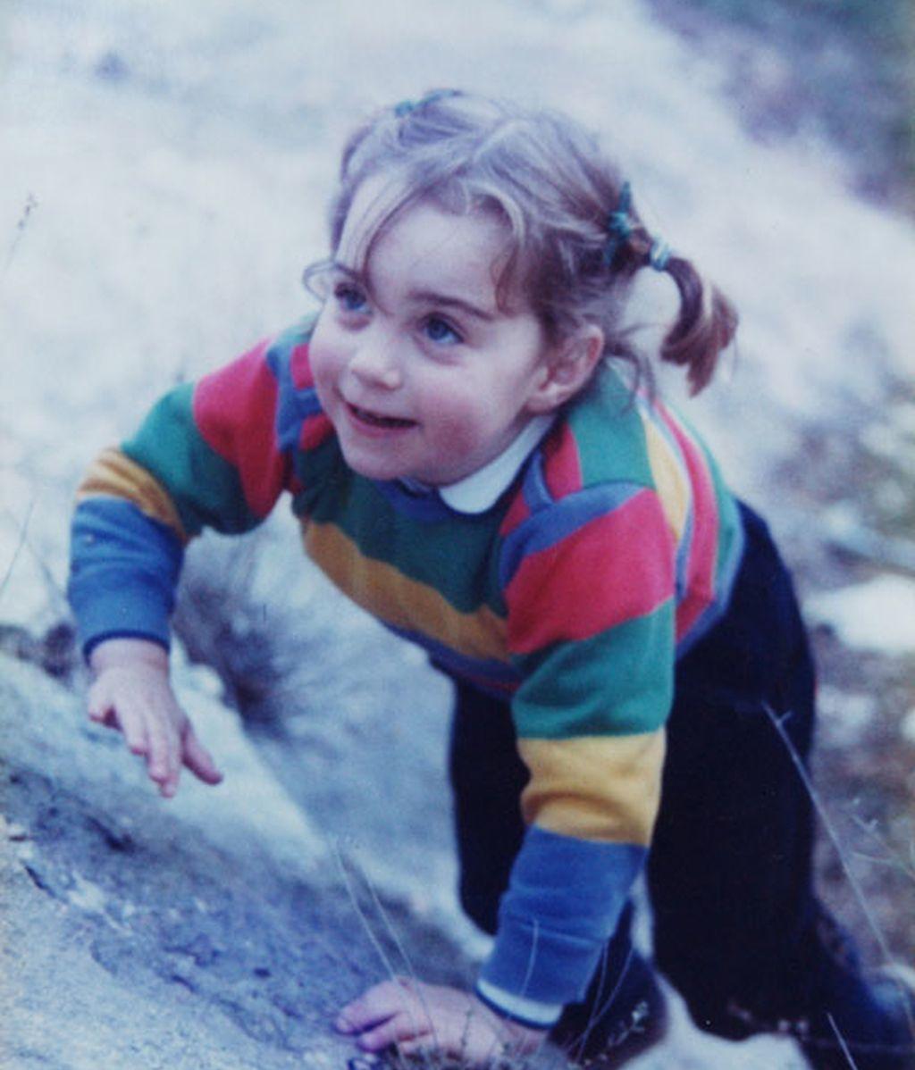 Las imágenes más tiernas de Kate Middleton