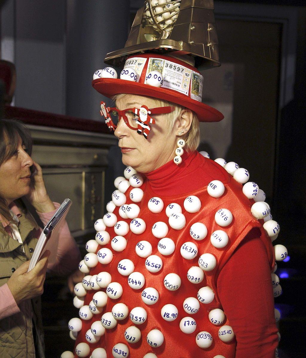 Lotería de Navidad, ilusión de millones