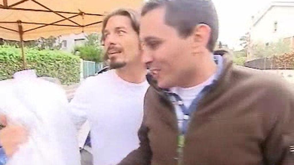 Se desata la guerra entre Daniel Terán y Felipe