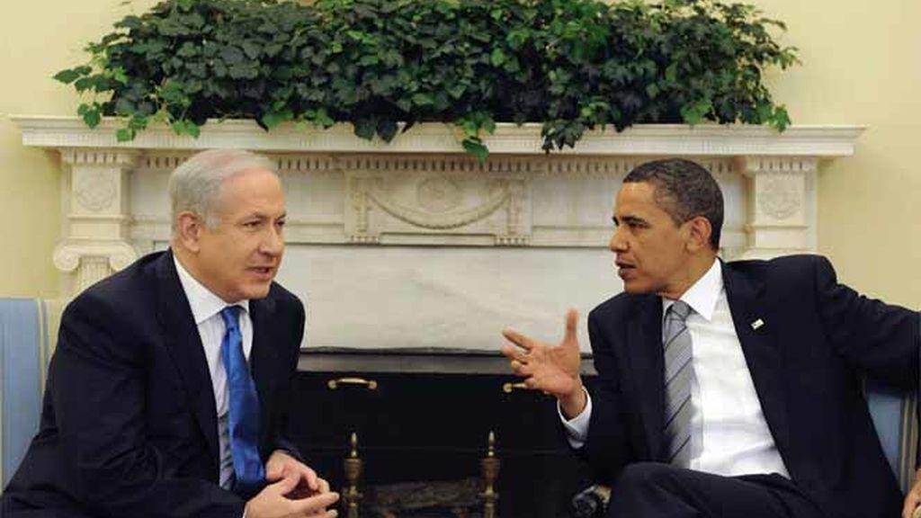 Reunión entre Obama y Netanyahu