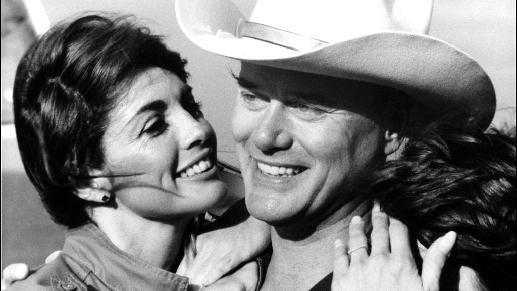 Fallece J.R, el malvado personaje de Dallas