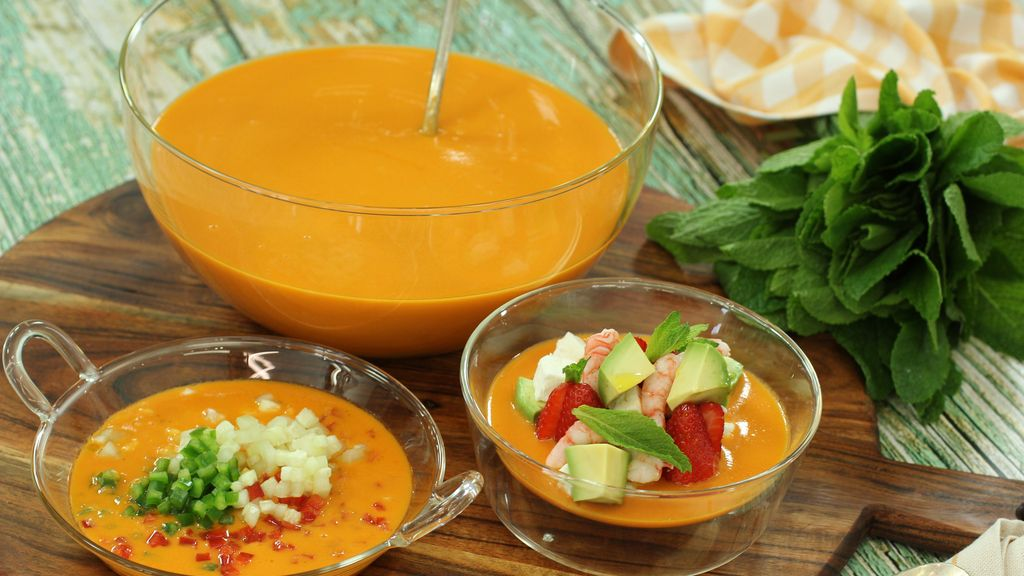 Gazpacho andaluz de 'Robin Food'