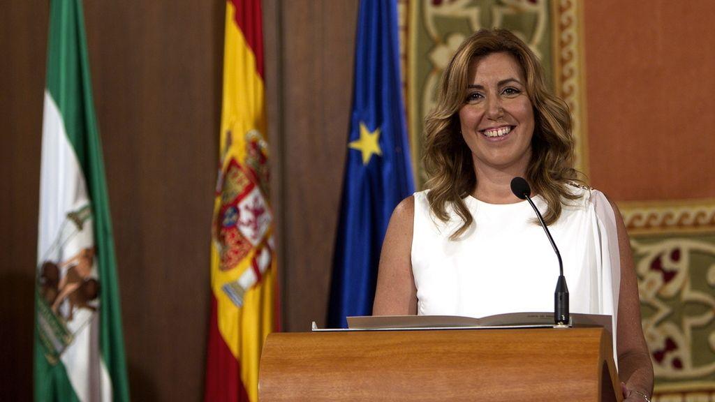 Susana Díaz. Foto. EFE