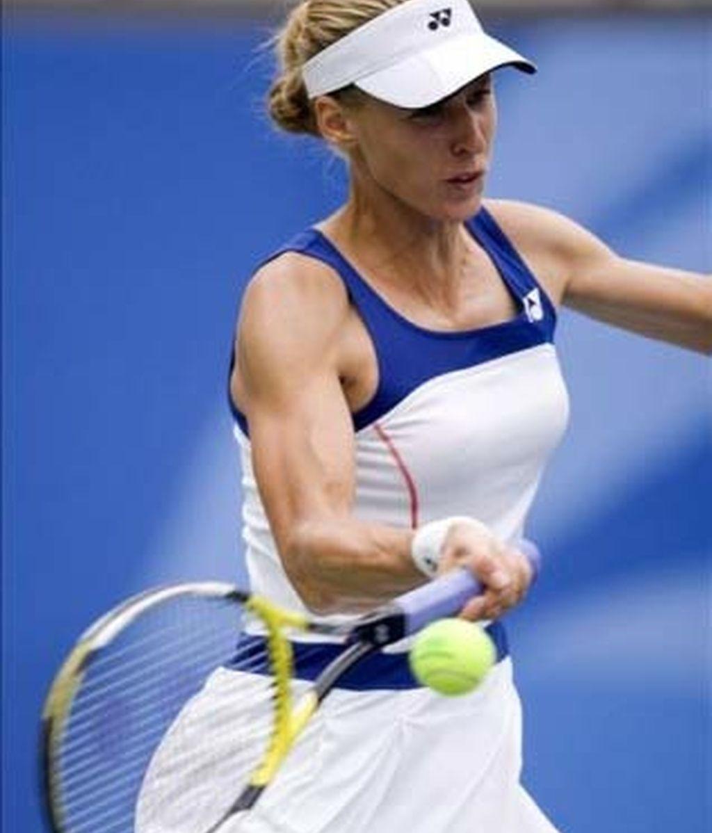 Dementieva se proclama campeona olímpica de tenis