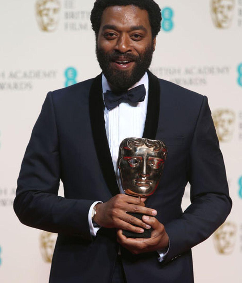 Chiwetel Ejiofor, mejor actor por 12 años de esclavitud