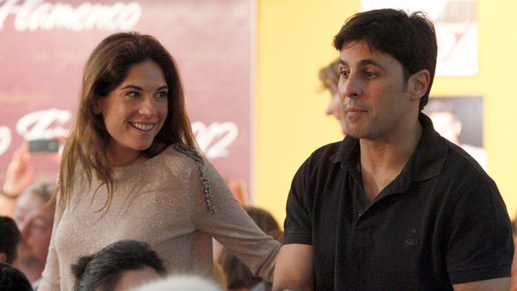 Lourdes Montes, el gran apoyo de Fran Rivera