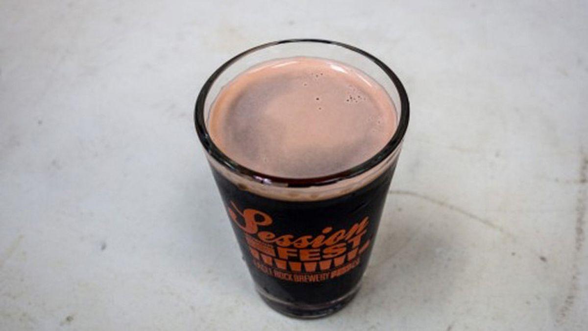 Cerveza hecha con insectos
