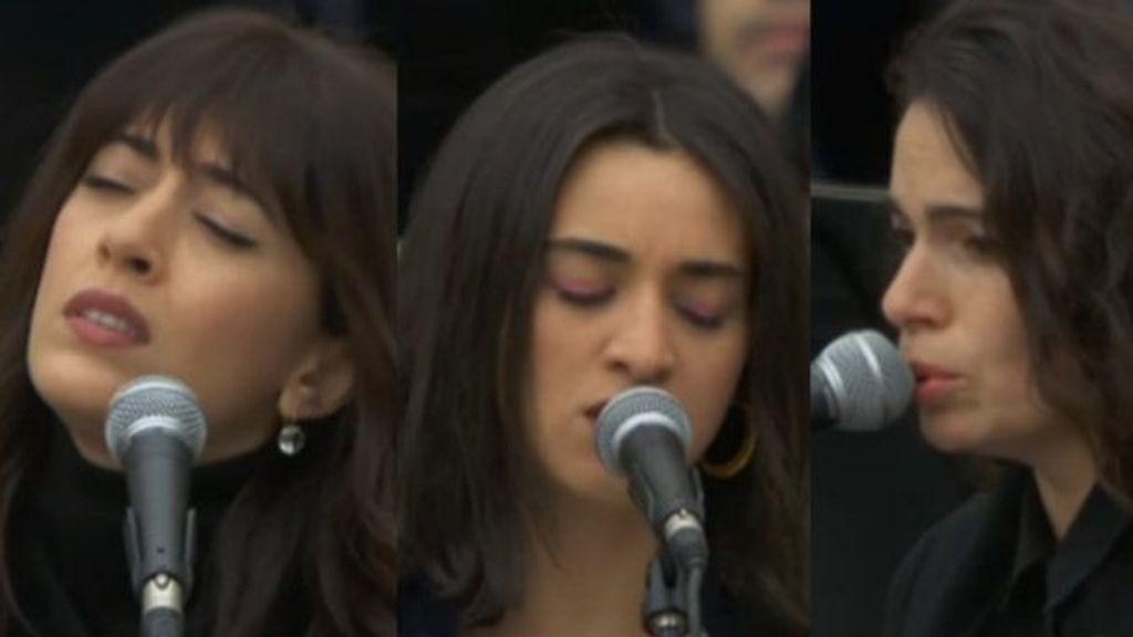 Cantantes París