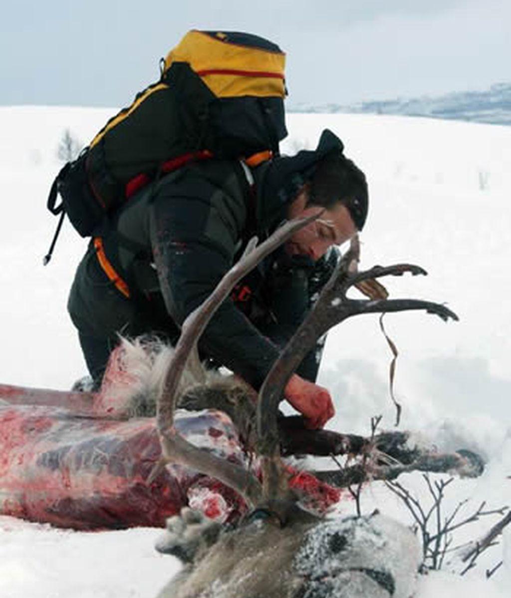El último superviviente en el Círculo Polar Ártico
