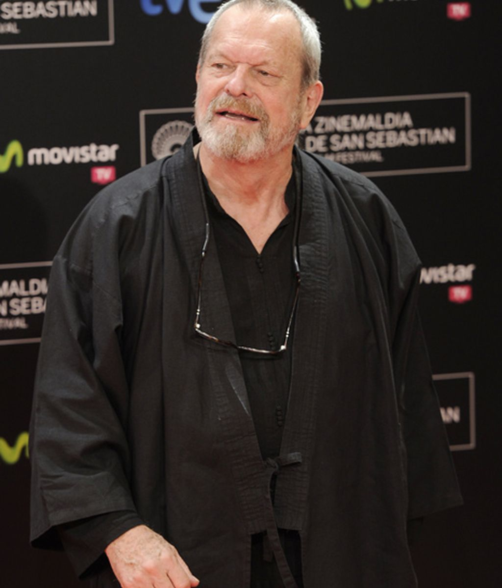 El director Terry Gilliam