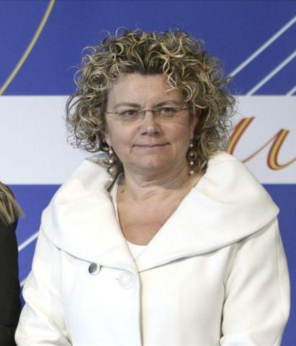 Exconsellera de Sanidad de la Generalitat, Marina Geli (EFE)