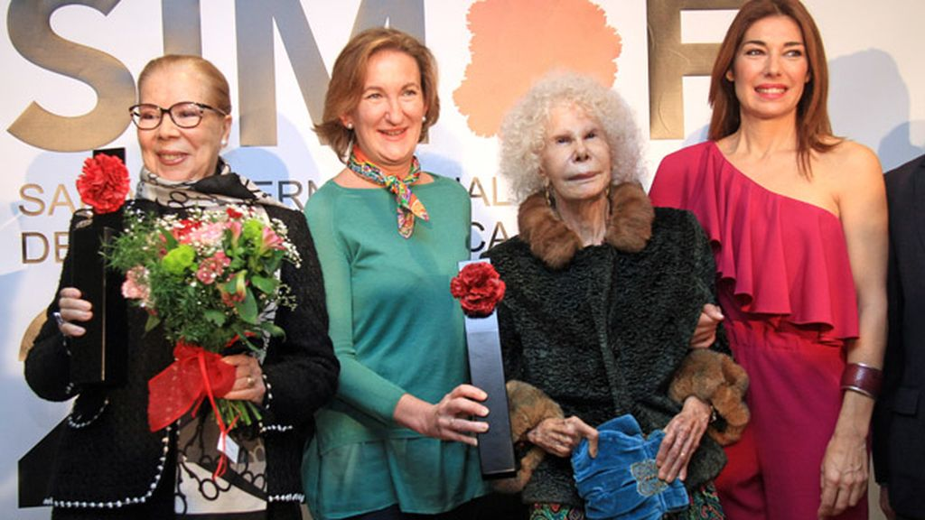 La Duquesa de Alba fallece con 88 años de edad