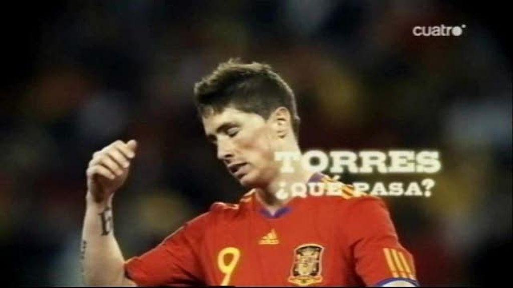 Torres ¿Qué pasa?