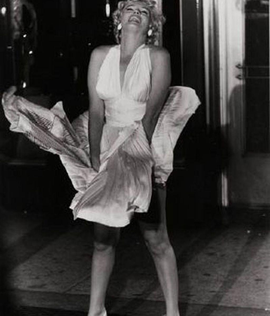 Se subastan míticas imágenes de Marilyn