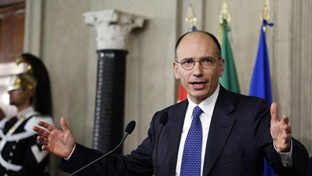 Letta anuncia un paquete de medidas de estímulo y una reforma laboral