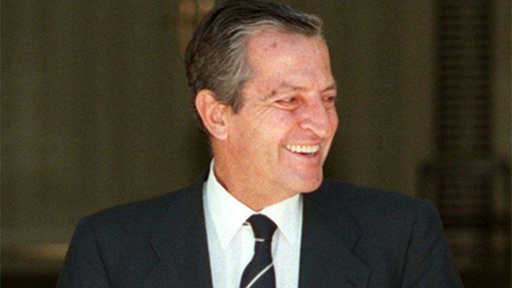 El ex presidente de Gobierno Adolfo Suárez