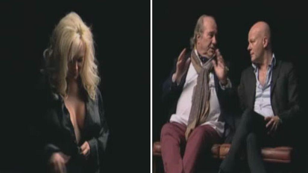 El programa de la televisión danesa que ha despertado la polémica por exponer a mujeres desnudas a las críticas de dos hombres