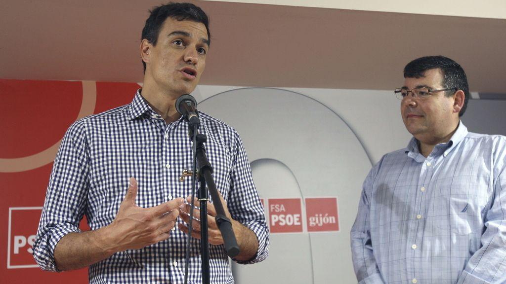 """Pedro Sánchez: """"El Rey Felipe VI va a liderar la regeneración de la Casa Real"""""""