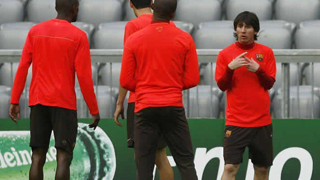 El Barcelona busca pasar a cuartos en Champions