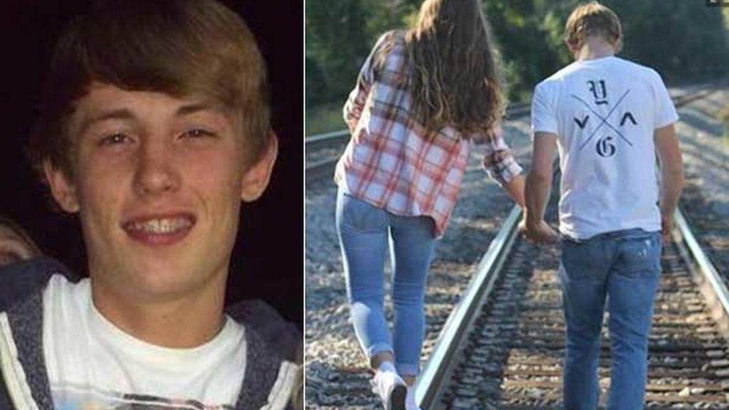 Muere arrollado por un tren mientras se hacía fotos con su novia en las vías