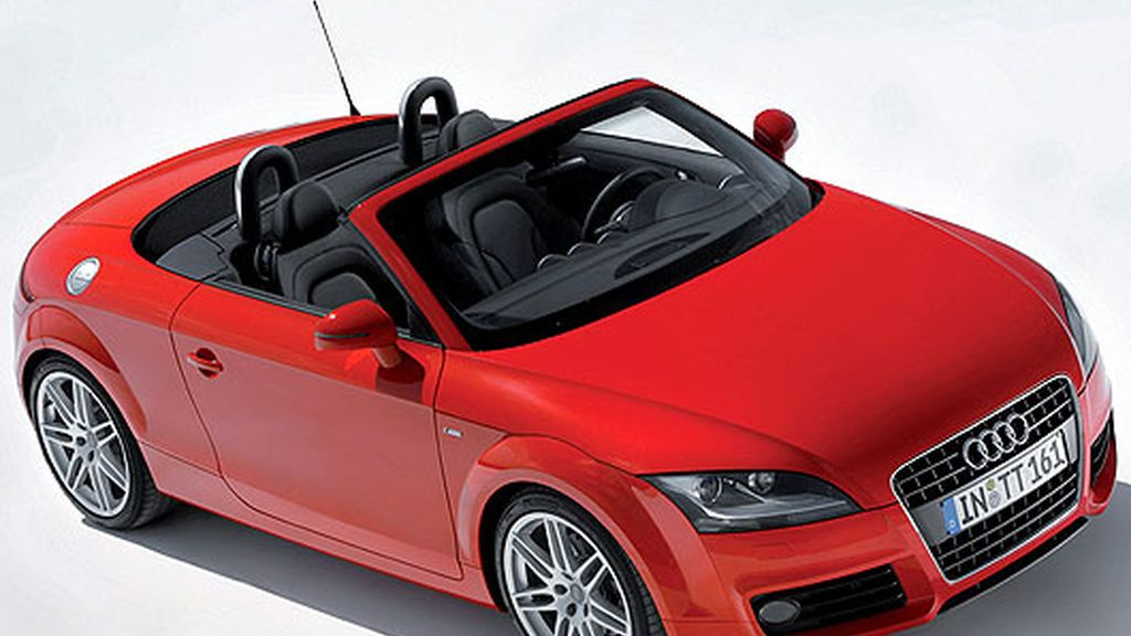 Audi TT Roadster 2008