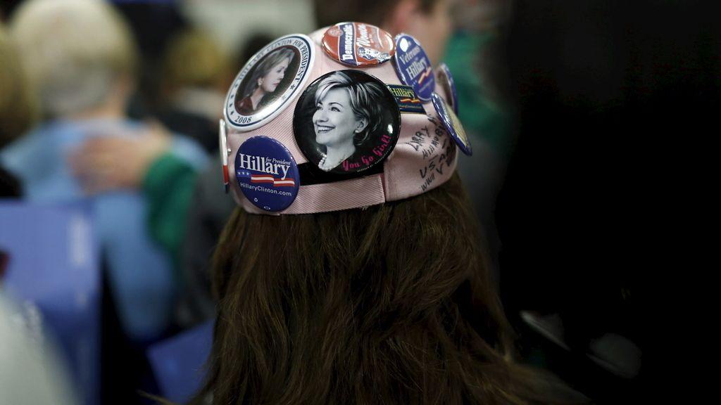Clinton cada vez más cerca de ganar la batalla a Sanders