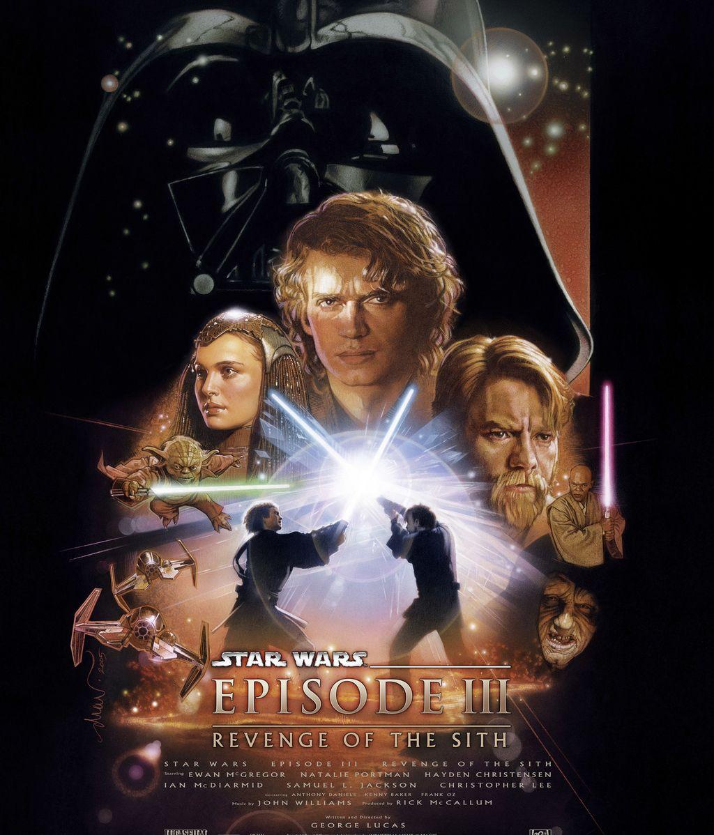 'La venganza de los Sith'