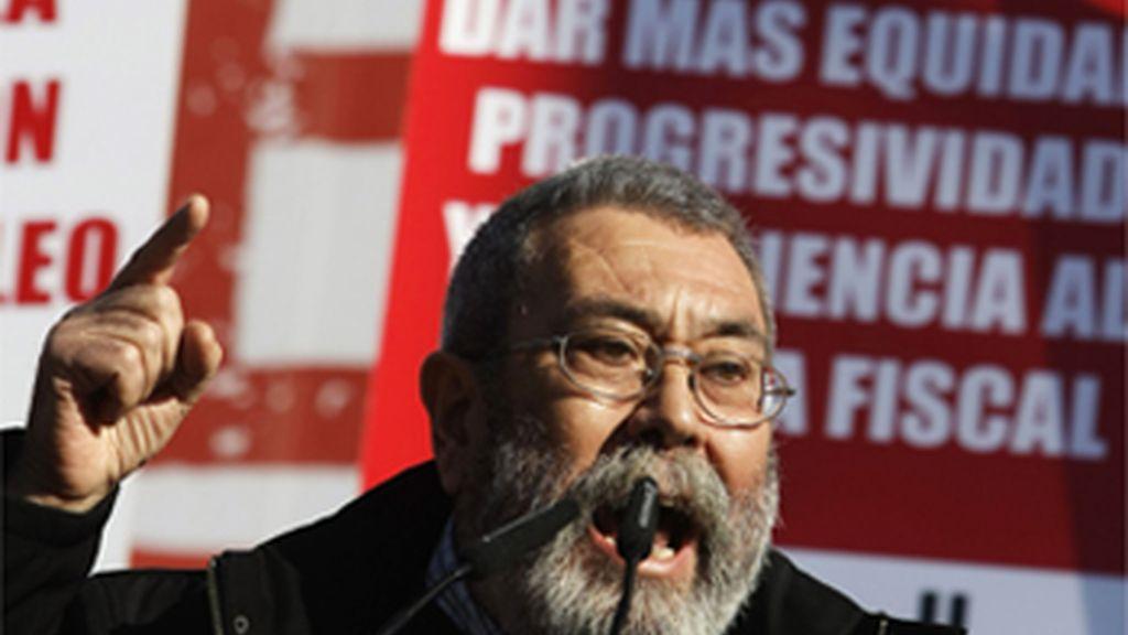 """Toxo y Méndez creen que la Administración debe """"extraer una enseñanza"""" del paro del Metro de cara al 29-S"""