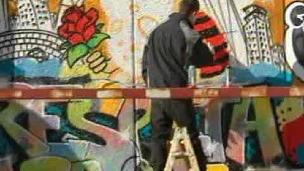 El rap y los graffitis los reyes de la cárcel