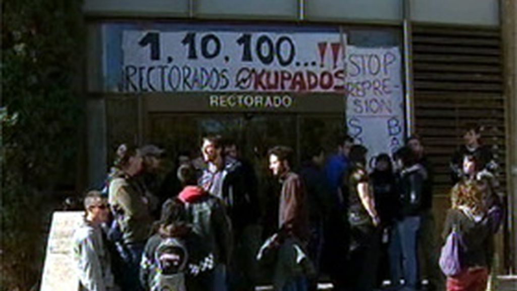 Los estudiantes 'antibolonia' vuelven a la carga en varias ciudades