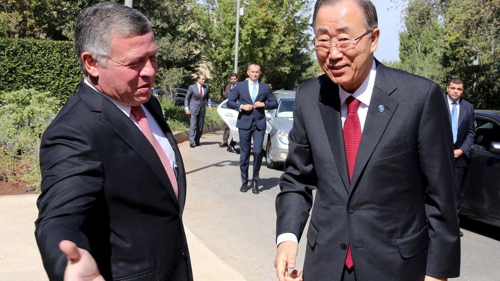 """Ban pide a los líderes árabes que """"llamen a la calma"""" en Israel y Palestina"""