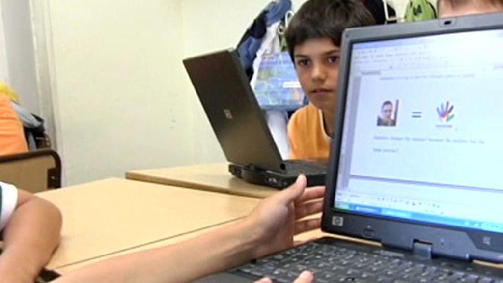 Los colegios españoles necesitan nuevas tecnologías