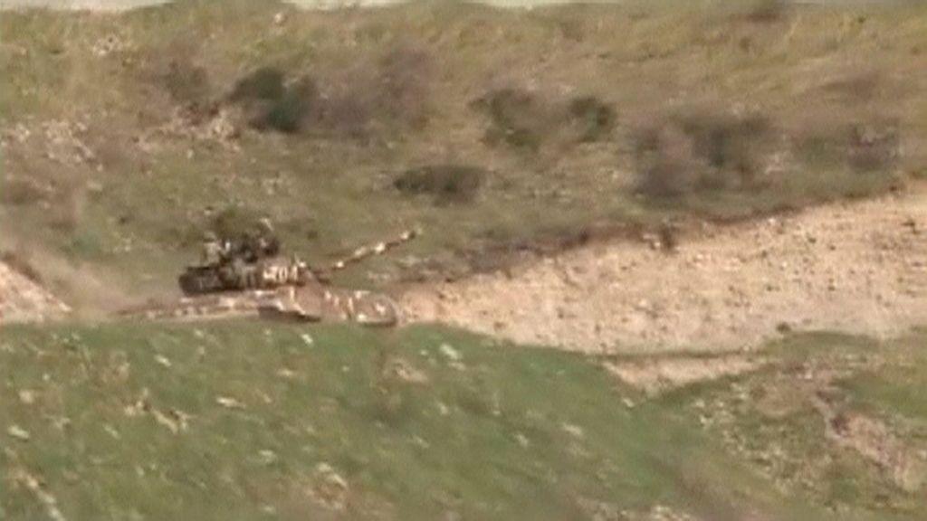 Hostilidades entre Azerbaiyán y Armenia en Nagorno-Karabaj (02/04/2016)