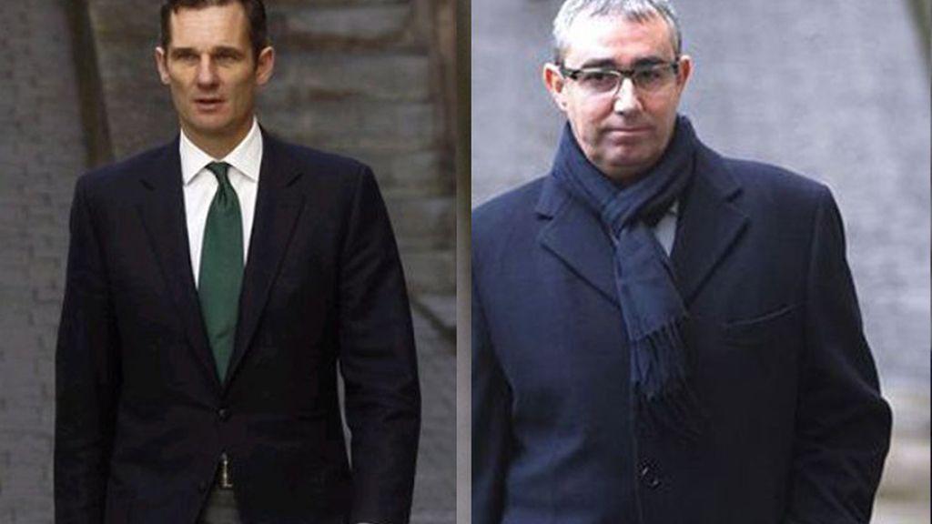 El duque de Palma y su ex socio en el Instituto Nóos estarían planeando llegar a un acuerdo con la fiscalía para librarse de la cárcel.
