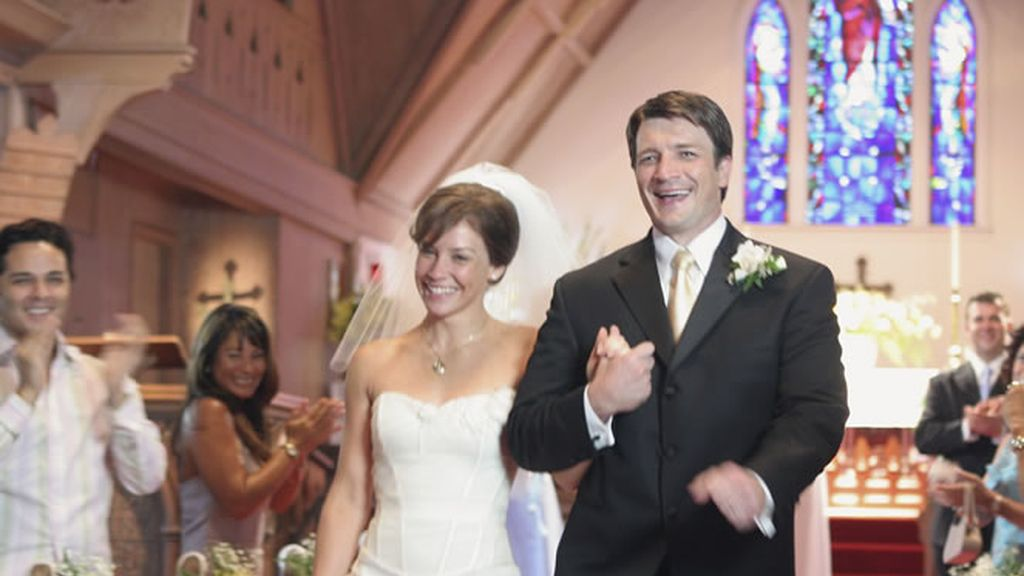La boda de Kate y Kevin